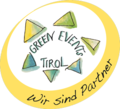 Green Events Tirol – Logo